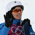 Алла Цупер (Белорусь). Лыжная акробатика