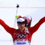Дарио Колонья (Швейцария). Лыжные гонки. 15 км, классика