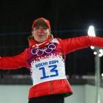 Дарья Домрачева (Беларусь). Биатлон. Индивидуальная гонка