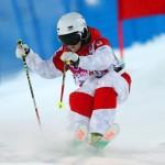 Жюстин Лафур-Лепоинт - олимпийская чемпионка в могуле! Канада