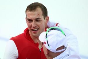 Збигнев Брудка (Польша)  Конькобежный спорт. 1500 м.