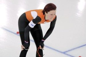 Йориен Тер Морс (Голландия)  Конькобежный спорт. 1500 м.