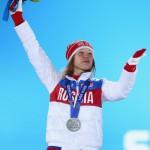 Конькобежка Ольга Фаткулина - серебряный призер на дистанции 500 м