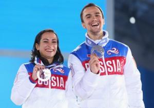 Ксения Столбова и Фёдор Климов - серебряные призеры по фигурному катанию среди пар!