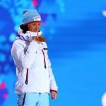 Норвежская спортсменка Марит Бьорген одержала победу в скиатлоне