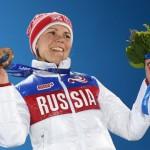 Ольга Граф (конькобежный спорт)  С личным рекордом завоевала бронзовую медаль в беге на дистанции 3000 м.