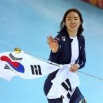 Сан Хва Ли (Южная Корея)  Конькобежный спорт. 500 м.