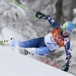 Тед Лигети (США)  Горные лыжи. Гигантский слалом.