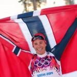 Ула Виген Хаттестад (Норвегия)  Лыжные гонки. Спринт, свободный стиль.