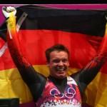 Феликс Лох (Германия).  Санный спорт