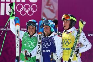 Французский фристайлист Жан Фредерик Шапюи завоевал золотую медаль в ски-кроссе