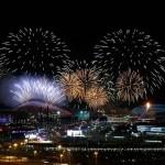 Церемонию открытия Олимпиады в #Сочи смотрели 3 миллиарда телезрителей!