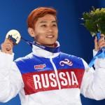 Шорт-трекист Виктор Ан - бронзовый призер на дистанции 1500 м