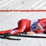 Юстина Ковальчик (Польша). Лыжные гонки.10 км, классика
