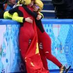 Янг Чжоу (Китай)  Шорт-трек. 1500 м.
